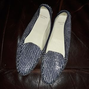 COLE HAAN slip on shoes